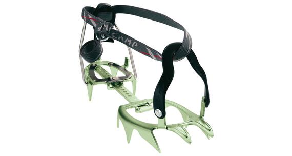 Camp XLC 470 - Crampons - Semi-Automatic vert/noir